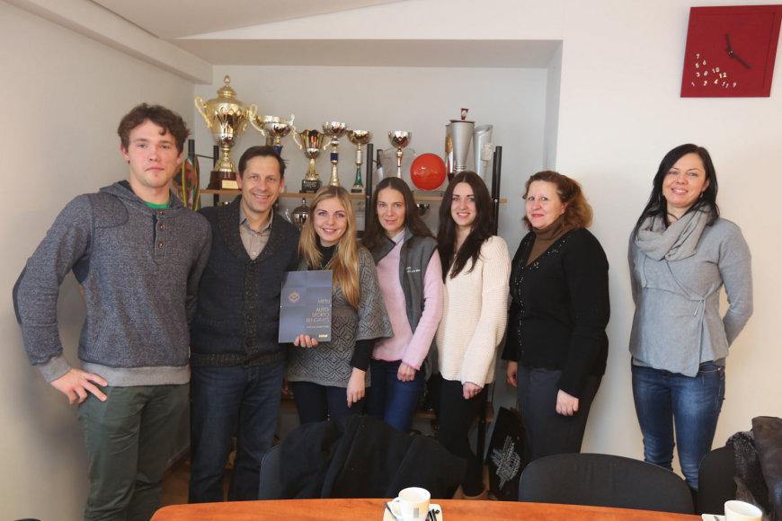 """""""Metų autosporto renginio"""" apdovanojimas įteikiamas 1000 km lenktynių organizatoriams"""