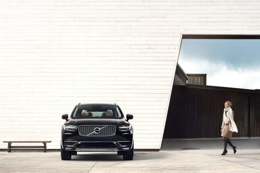 """Naujasis """"Volvo XC90"""""""