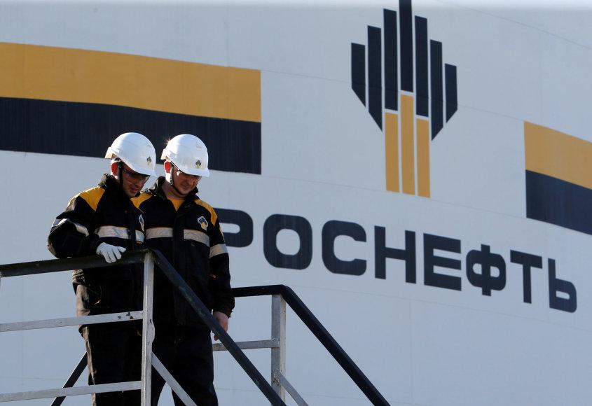 """""""Rosneft"""" akcijų pardavimas – V.Putino planas užsidirbti?"""