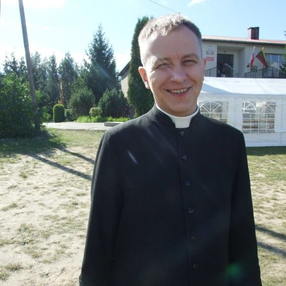 Kunigas Marius Talutis