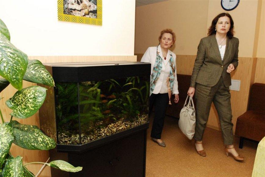 Atidarytas rekonstruotas Vilniaus miesto psichikos sveikatos centras
