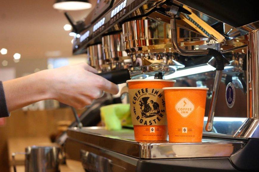 """""""Coffee Inn"""" plėstis padėjo rizikos kapitalas. """"Coffee Inn"""" nuotr."""