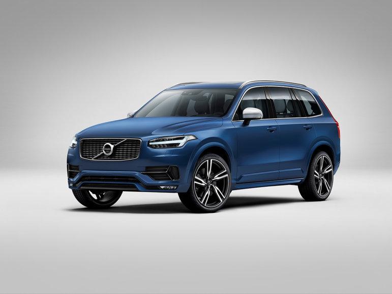 """""""Volvo XC90 R-Design"""""""