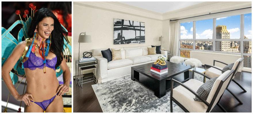 Adrianos Limos parduodami apartamentai Niujorko dangoraižyje