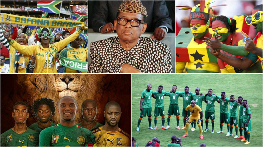 Afrikos futbolas – toks pats spalvotas, kaip ir žemynas