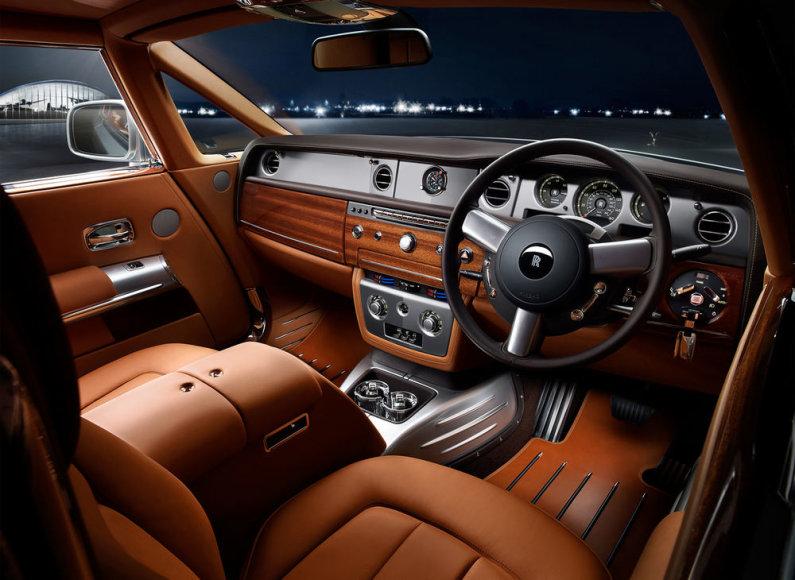 """Rolls-Royce Phantom Coupe Aviator"""