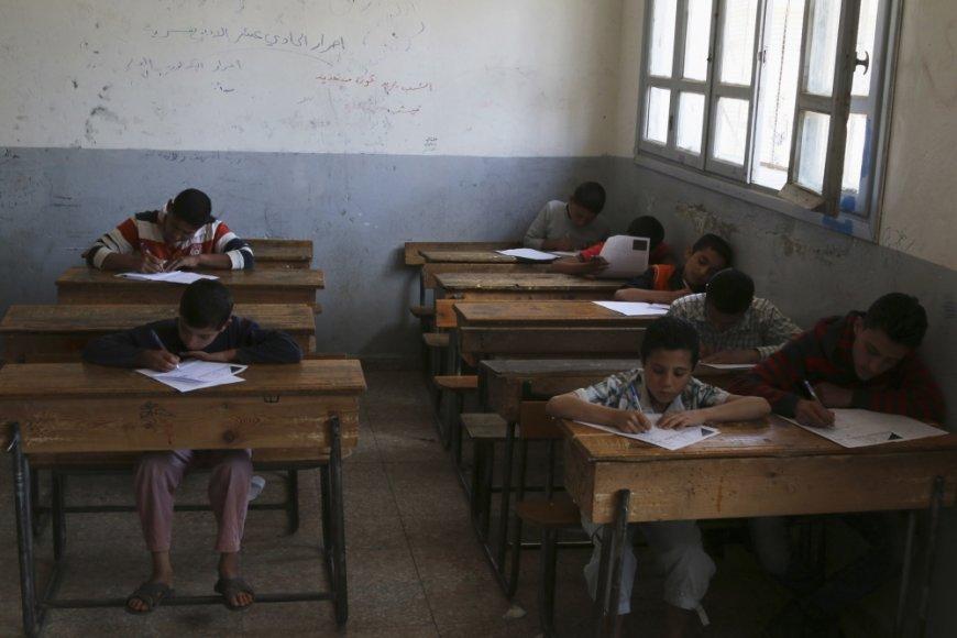Mokykla Sirijoje