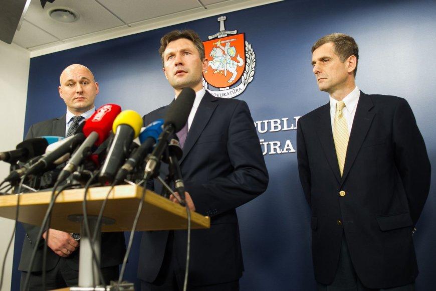 Rolandas Kiškis, Darius Raulušaitis ir Gediminas Grina