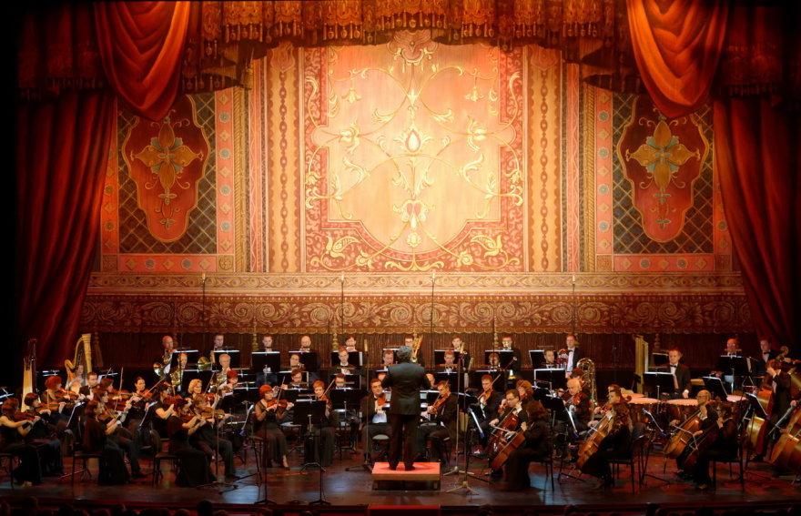 Naujametis koncertas, diriguoja Jose Cura