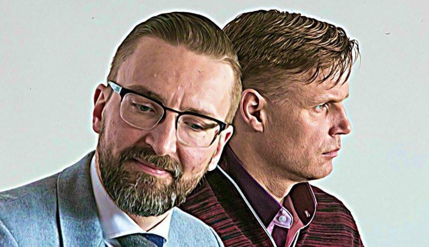 Edvinas Eimontas ir Edgaras Jankauskas