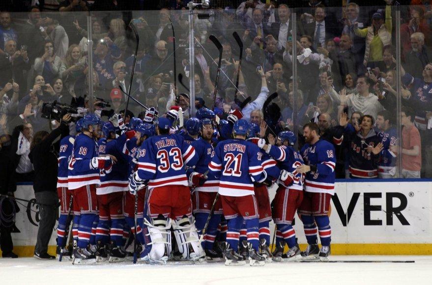 """""""Rangers"""" ledo ritulininkai"""