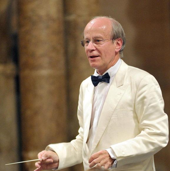 Dirigentas Alain'as Paris