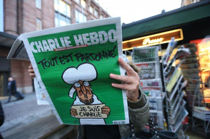 "Savaitraštis ""Charlie Hebdo"""