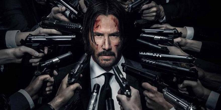 """Keanu Reevesas filme """"Džonas Vikas 2"""""""