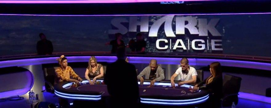 """Shark Cage"" epizodas"