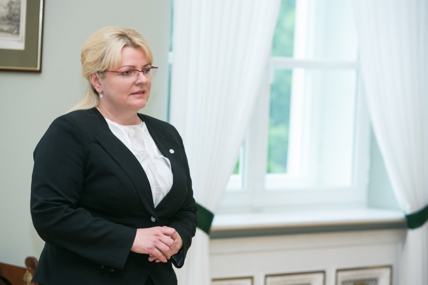 Algimanta Pabedinskienė