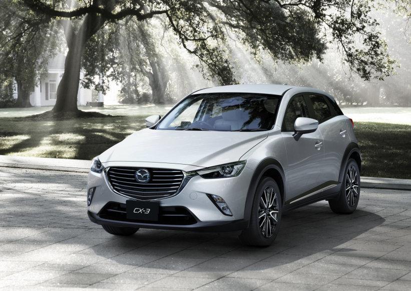 """""""Mazda CX-3"""""""