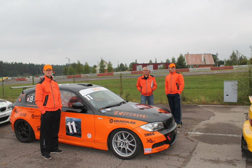 """Sparti Reklama Racing Team"""