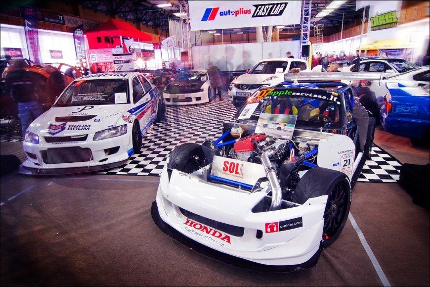 Autosporto paroda Kaune 2013-aisiais
