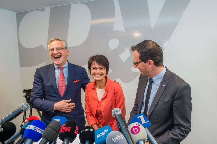 Marianne Thyssen (viduryje)
