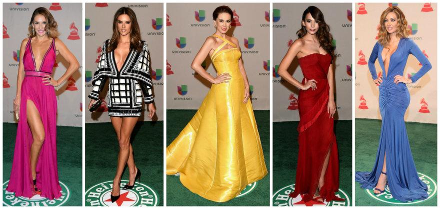 """Lotynų muzikos """"Grammy"""" apdovanojimų viešnios"""