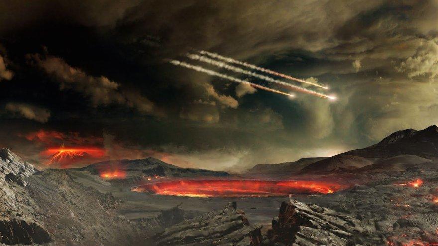 Kelionė į asteroidą Bennu dailininko žvilgsniu