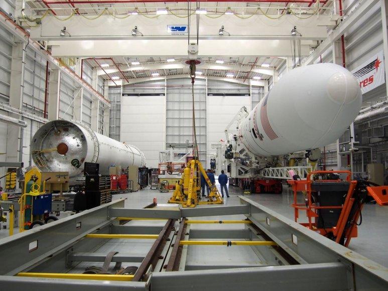 """""""LitSat-1"""" NASA skrydžių bazėje jau parengtas kilimui"""