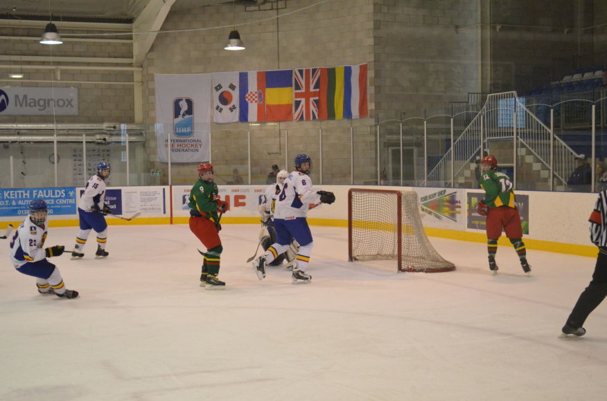 Lietuvos ir Rumunijos rungtynės