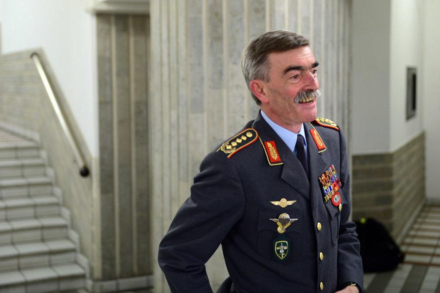 Vokietijos generolas Hansas Lotharas Domrose