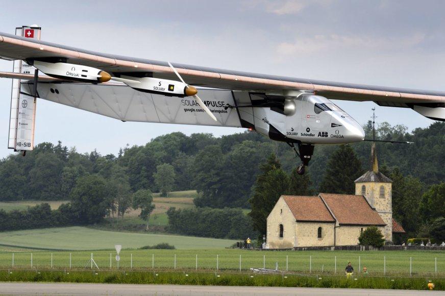 """Solar Impulse 2"""