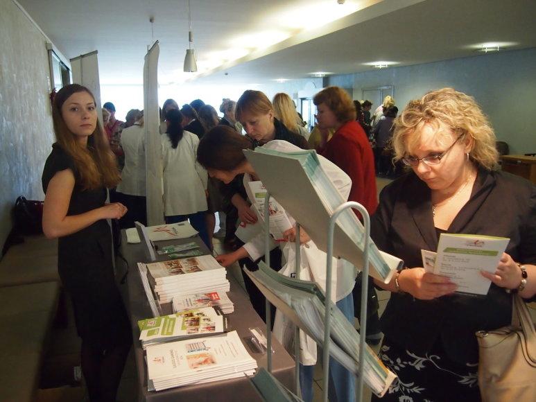 LSMU vyko slaugytojų konferencija