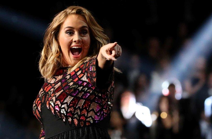 """Reuters""/""Scanpix"" nuotr./Adele"