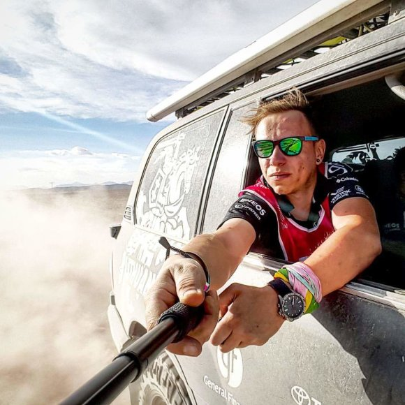 2016-ųjų Dakaro ralis