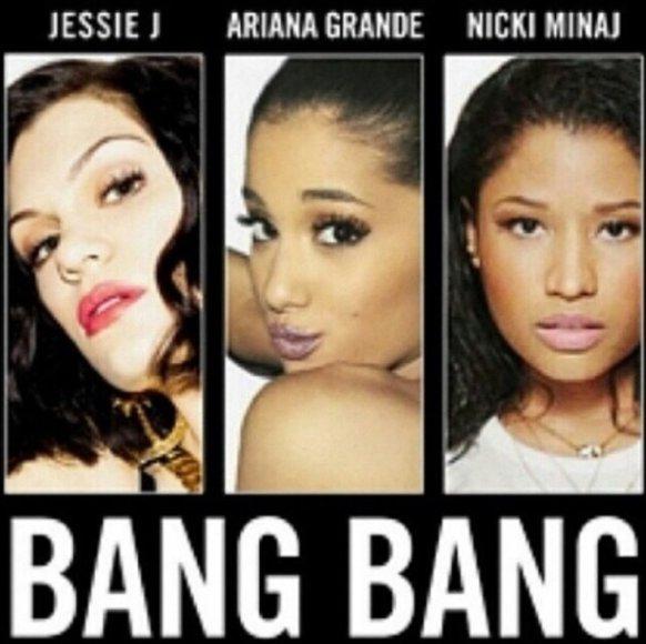 Jessie J, Ariana Grande ir Nicki Minaj