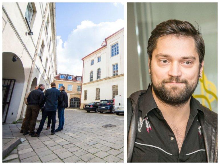 Praradęs viltį Leonas Somovas į nuomojamą būstą nutarė nebegrįžti