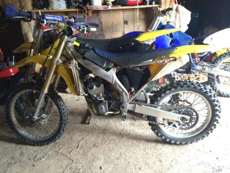 Vogtas motociklas