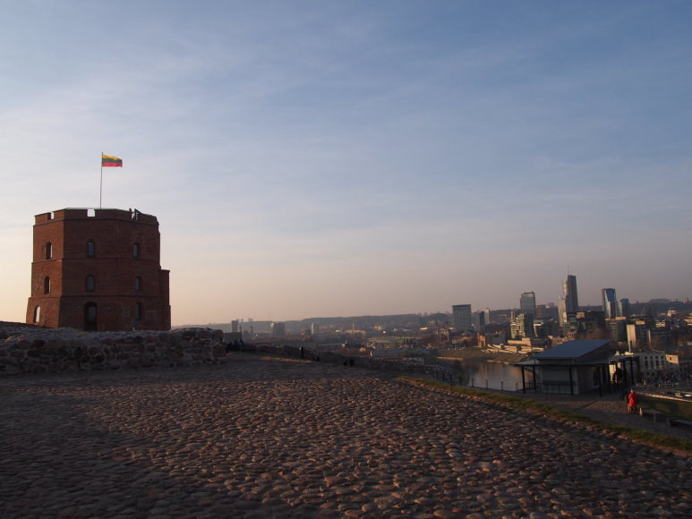 Vilnius: dabarties praeitis
