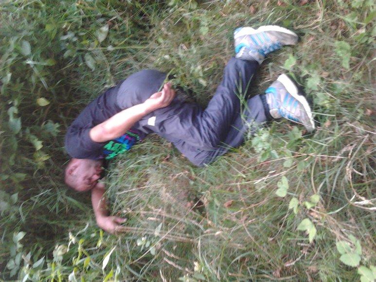 Girtas vairuotojas sukėlė avariją kelyje Simnas-Krosna