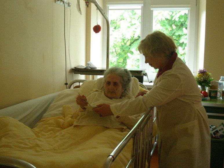 Senjorų savanorystė - Lietuvoje vis dar neįprastas reiškinys