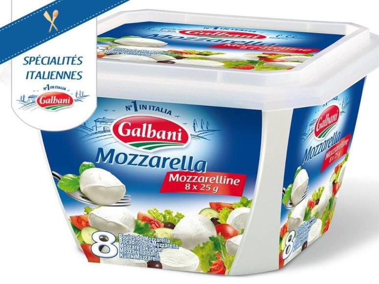"""""""Galbani"""" feisbuko paskyros nuotr./""""Galbani"""" iš lietuviško sūrio gamina itališką mocarelą"""