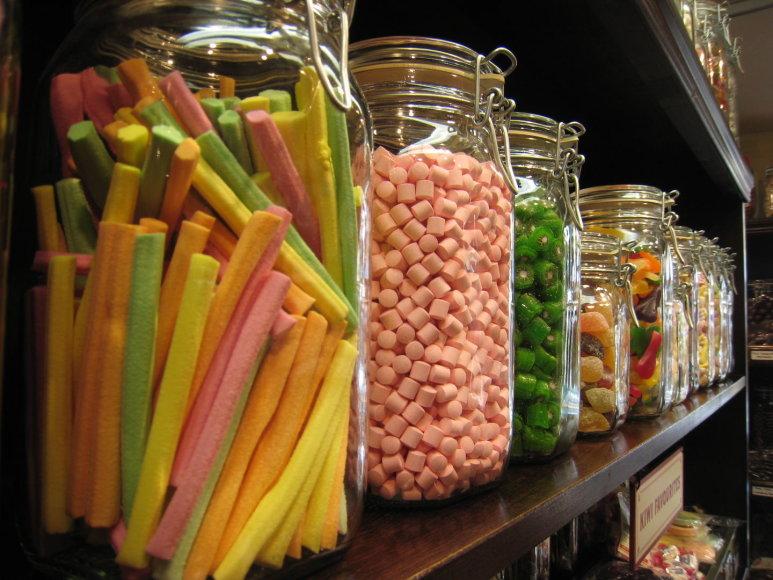 Saldainiai gali išprovokuoti diabeto atsiradimą