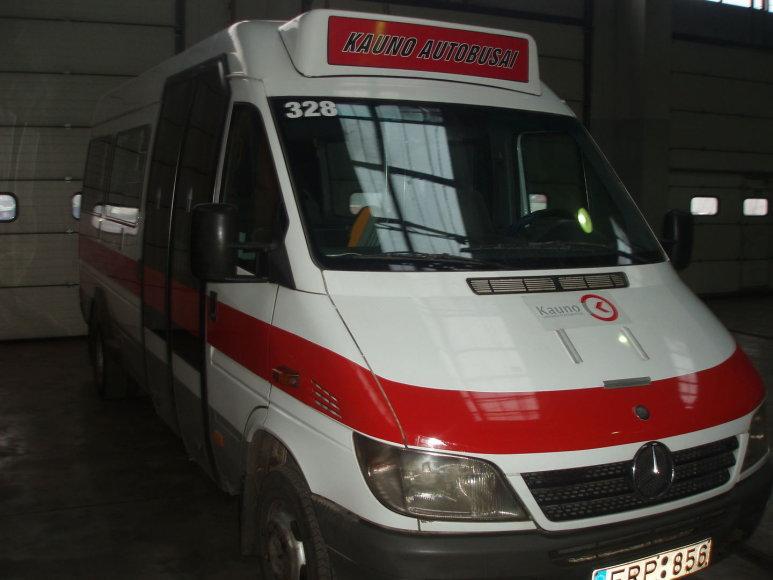 Mažieji Kauno autobusai
