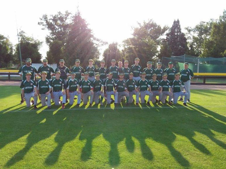 Lietuvos jaunimo (U-23) beisbolo rinktinė
