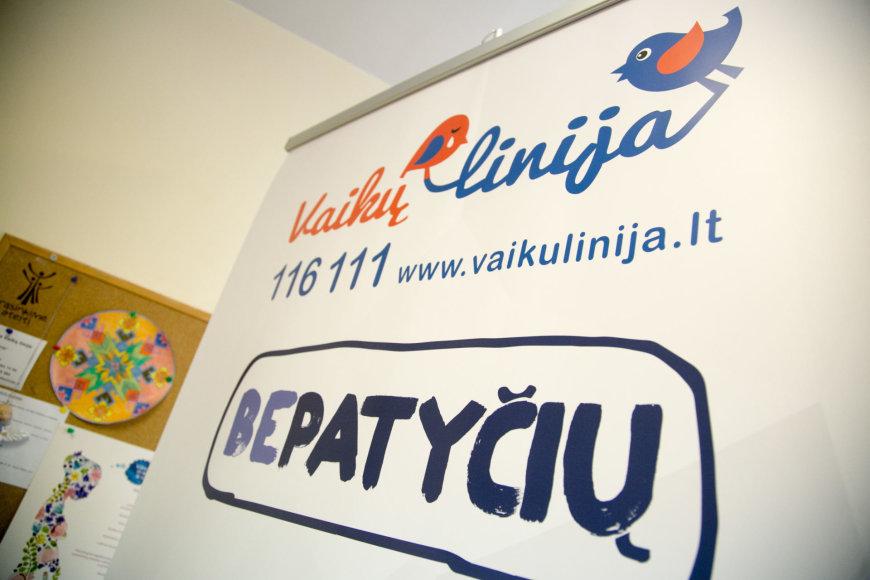 Vaikų linijos biuras Vilniuje