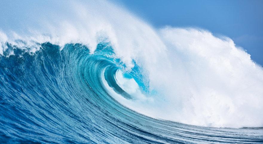 Jūros banga