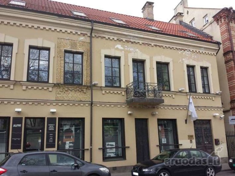 Parduodamas namas Liejyklos g. Vilniuje