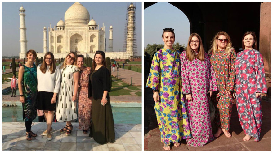 """""""Where backs come from"""" įspūdžiai Indijoje"""