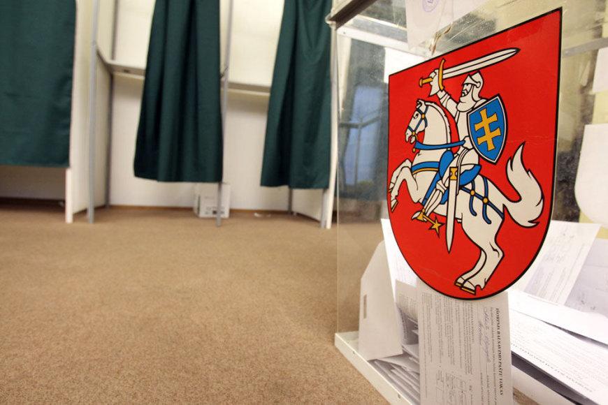 Išankstinis balsavimas Kaune