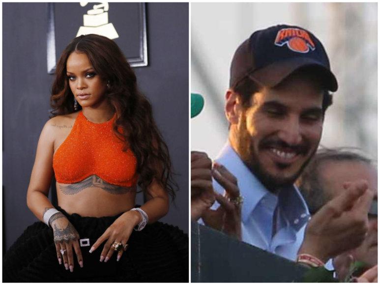 Rihanna ir Hassanas Jameelas