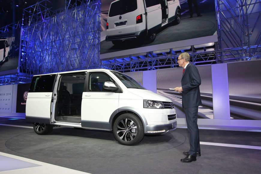 """""""Volkswagen Multivan Alltrack"""""""